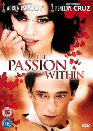 Rent The Passion Within Online DVD Rental