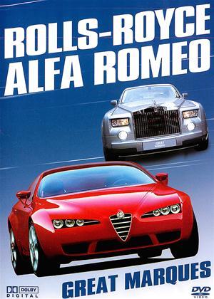 Rent Rolls-Royce / Alfa Romeo Online DVD Rental