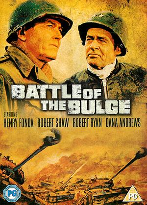 Rent Battle of the Bulge Online DVD & Blu-ray Rental