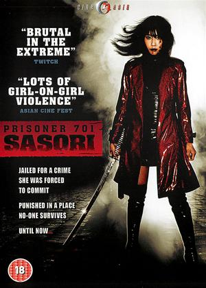 Rent Prisoner 701: Sasori Online DVD & Blu-ray Rental