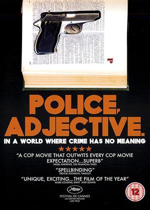 Rent Police, Adjective (aka Politist, adjectiv) Online DVD Rental