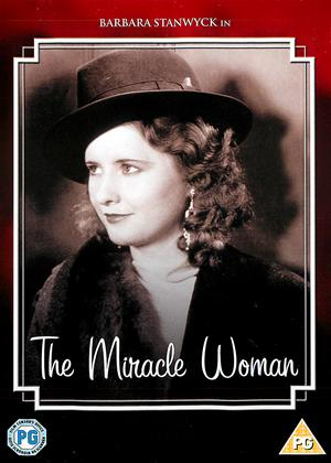 Rent The Miracle Woman Online DVD Rental