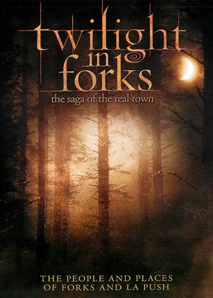 Rent Twilight in Forks: The Saga of The Real Town Online DVD Rental