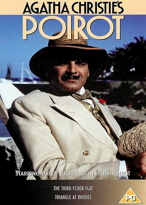Rent Agatha Christie's Poirot: Third Floor Flat / Triangle at Rhodes Online DVD Rental