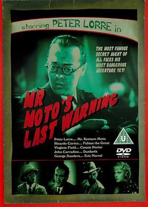 Rent Mr. Moto's Last Warning Online DVD & Blu-ray Rental
