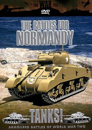 Rent Tanks!: The Battles for Normandy Online DVD Rental