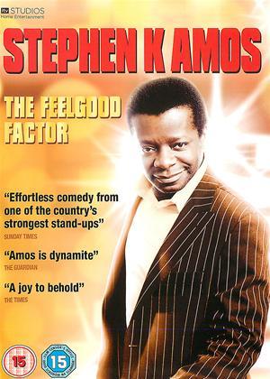 Rent Stephen K Amos: The Feelgood Factor Online DVD Rental