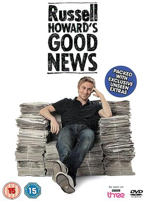 Rent Russell Howard's Good News: The Best of Series 1 Online DVD Rental