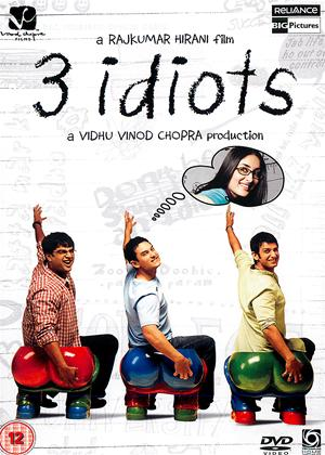 Three Idiots Online DVD Rental