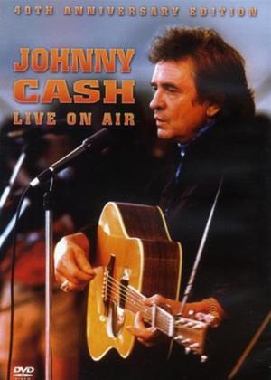 Rent Johnny Cash: Live on Air Online DVD Rental