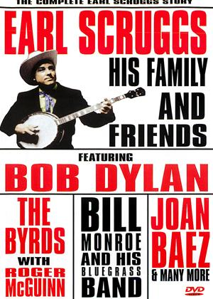 Rent Earl Scruggs: His Family and Friends Online DVD Rental