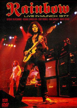 Rent Rainbow: Live in Munich 1977 Online DVD Rental