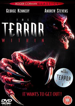 Rent The Terror Within Online DVD Rental