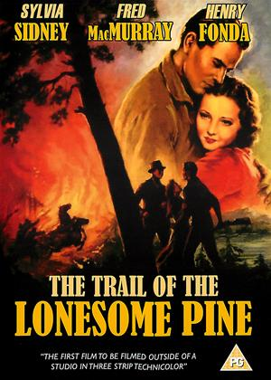 Rent The Trail of the Lonesome Pine Online DVD & Blu-ray Rental