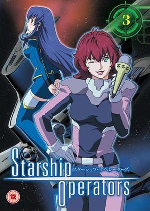 "Rent Starship Operators: Vol.3 (aka ""Stâshippu operêtâzu"") Online DVD Rental"