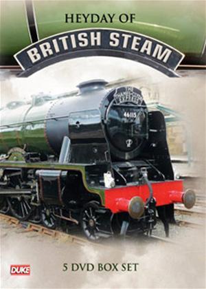 Rent Heyday British Steam Online DVD Rental