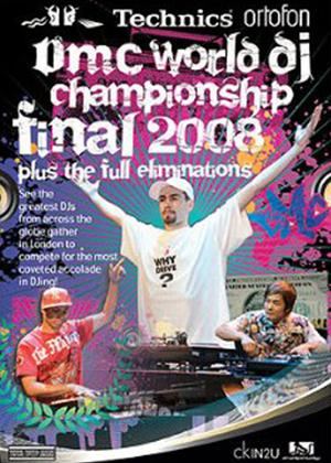 Rent Dmc Technics World Final and Eliminations 2008 Online DVD Rental