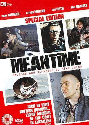 Meantime Online DVD Rental
