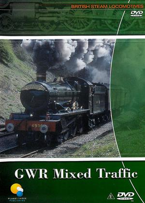 Rent British Steam Locomotives: GWR Mixed Traffic Online DVD Rental