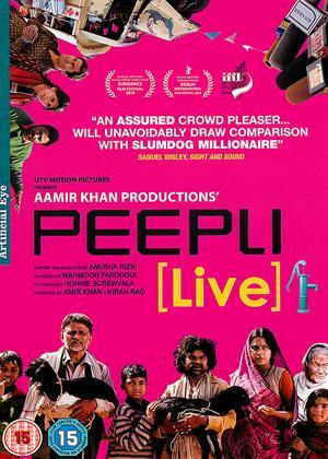 Rent Peepli Live Online DVD Rental
