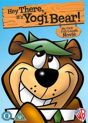 Rent Hey There, It's Yogi Bear Online DVD Rental