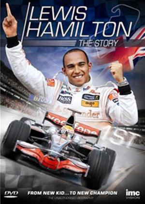 Rent Lewis Hamilton: The Story of a Champion Online DVD Rental