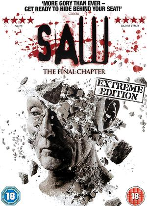 Saw 7 Online DVD Rental