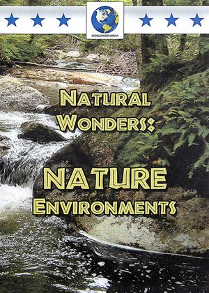 Rent Natural Wonders: Nature Environments Online DVD Rental