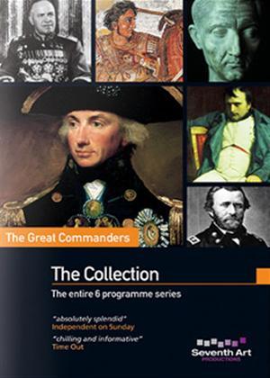 Rent The Great Commanders Online DVD Rental