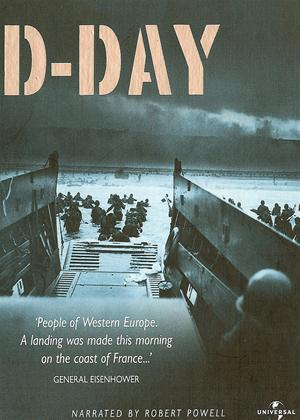 Rent D-Day: 60th Anniversary Online DVD Rental