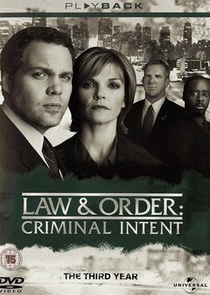 Rent Law and Order: Criminal Intent: Series 3 Online DVD & Blu-ray Rental