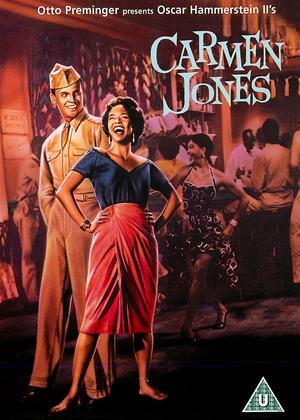 Rent Carmen Jones Online DVD Rental