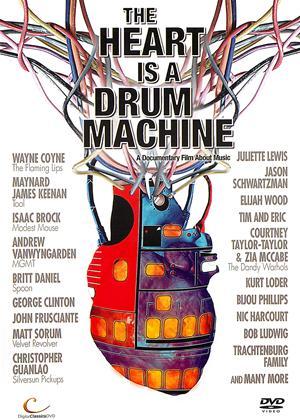 Rent The Heart Is a Drum Machine Online DVD Rental