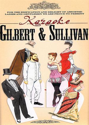 Rent Karaoke: Gilbert and Sullivan Online DVD Rental