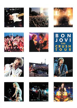 Rent Bon Jovi: The Crush Tour Online DVD Rental
