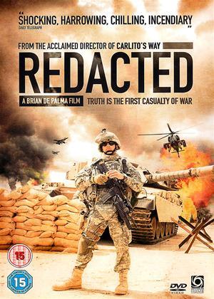 Rent Redacted Online DVD Rental