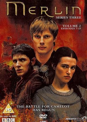 Rent Merlin: Series 3: Vol.2 Online DVD Rental