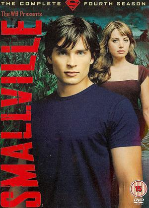 Rent Smallville: Series 4 Online DVD Rental