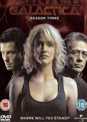 Rent Battlestar Galactica: Series 3 Online DVD Rental