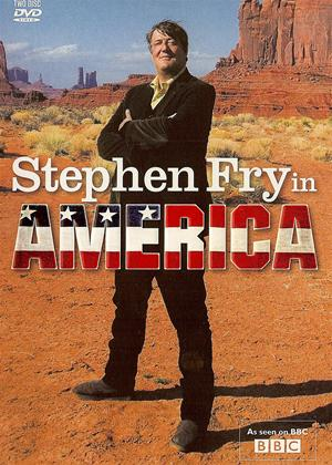 Stephen Fry in America Online DVD Rental