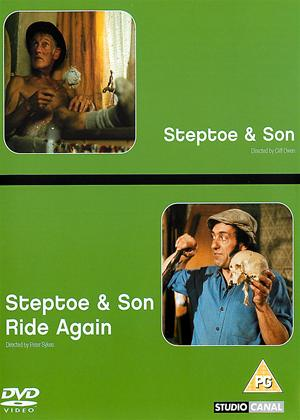Rent Steptoe and Son / Steptoe and Son Ride Again Online DVD & Blu-ray Rental