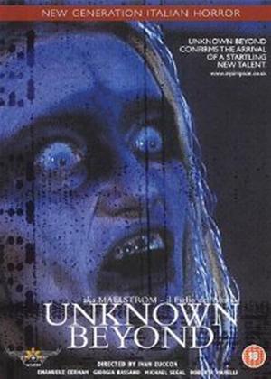 Rent The Unknown Beyond (aka Maelstrom - Il figlio dell'altrove) Online DVD Rental