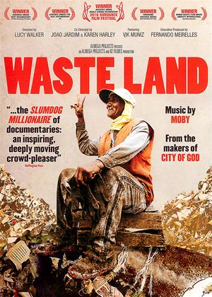 Rent Waste Land Online DVD Rental