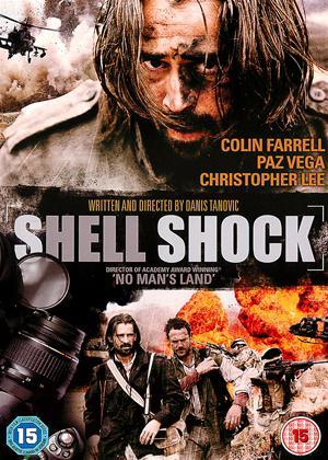 Rent Shell Shock (aka Triage) Online DVD Rental