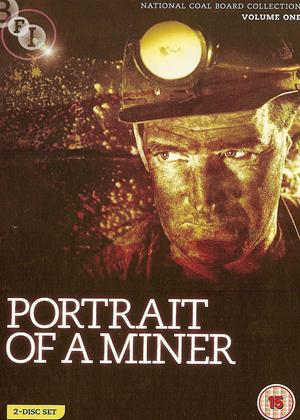 Rent Portrait of a Miner: The National Coal Board Collection Online DVD Rental