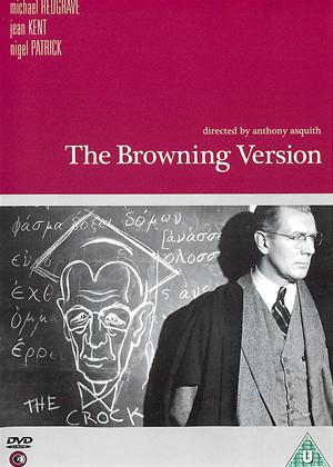 Rent The Browning Version Online DVD Rental