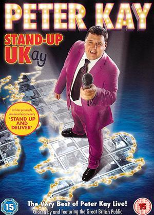 Rent Peter Kay: Stand Up UKay Online DVD Rental