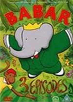 Rent Babar: Three Episodes Online DVD Rental