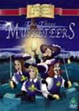 Rent The Three Musketeers Online DVD Rental