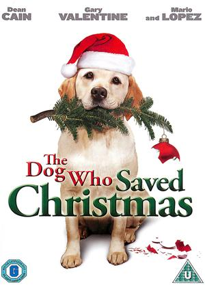 Rent The Dog Who Saved Christmas Online DVD Rental